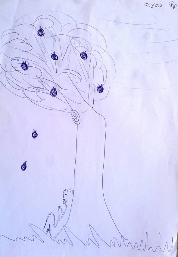 מבחן עץ בסערה, שלב 2